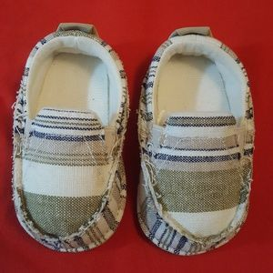 Other - Boys NWOT NB Striped Shoes